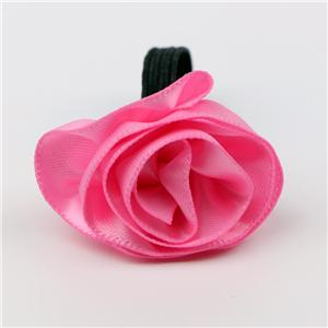 Ribbon Bow with Elastic Loop Used for Gift Packing and Hair Bow