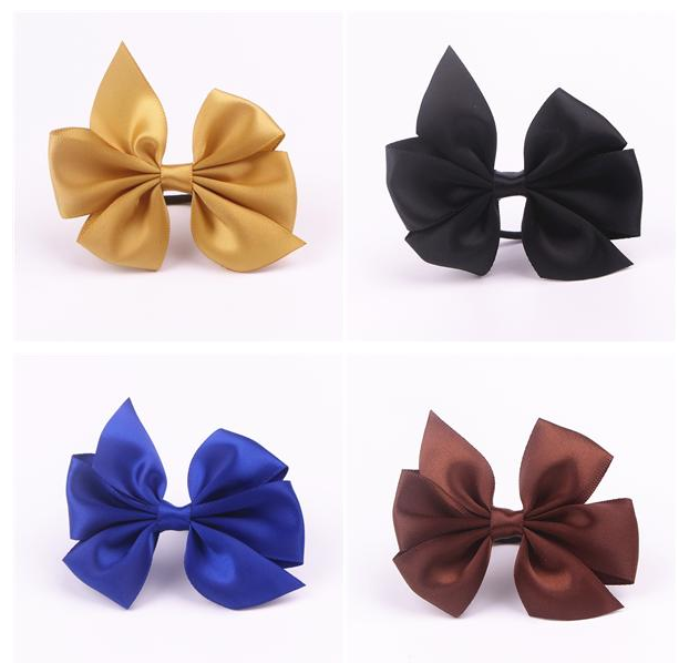 Pre Made Satin Ribbon Bow