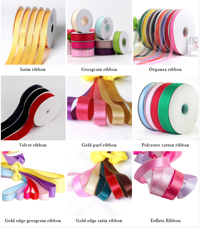 Ribbon knowledge