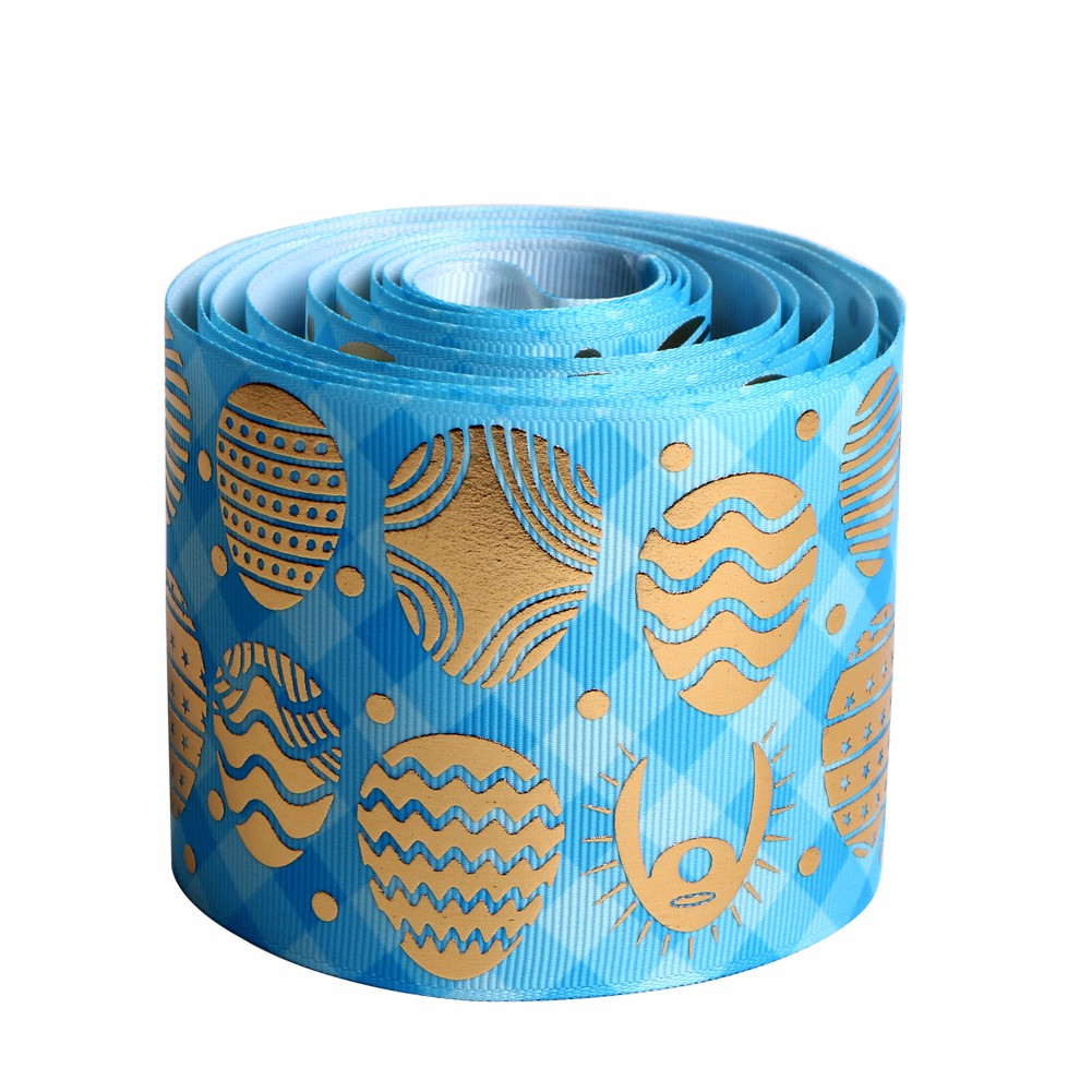 Hot stamping grosgrain printed ribbon 75mm printing with pattern Manufacturers, Hot stamping grosgrain printed ribbon 75mm printing with pattern Factory, Supply Hot stamping grosgrain printed ribbon 75mm printing with pattern