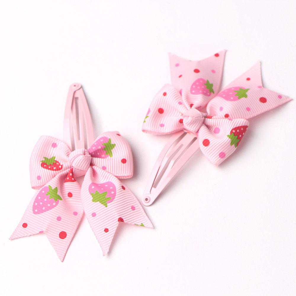 Chstom grosgrain printed ribbon hair bows for girls Manufacturers, Chstom grosgrain printed ribbon hair bows for girls Factory, Supply Chstom grosgrain printed ribbon hair bows for girls