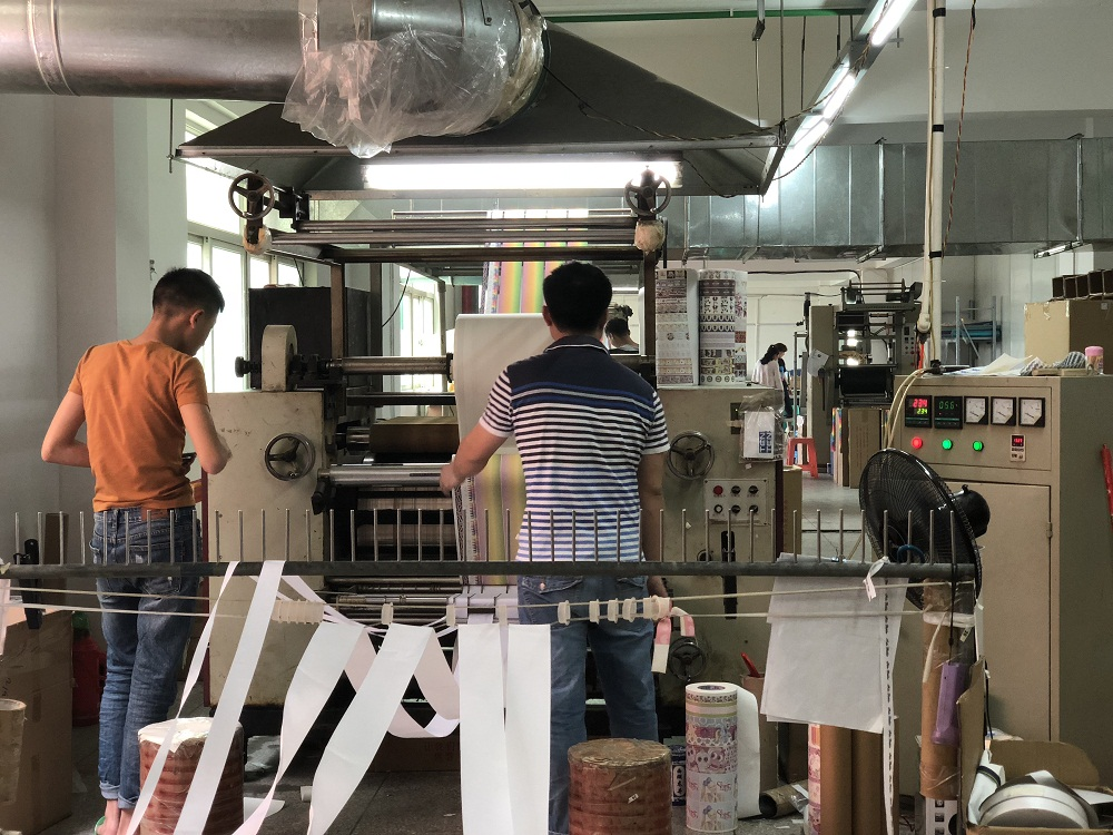 ribbon manufacturer
