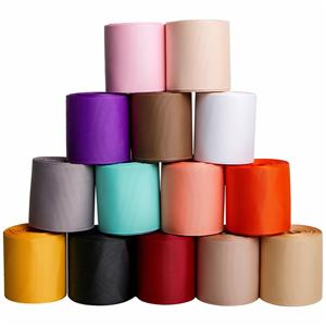 14pcs grosgrain ribbon 75mm cita de fábrica china de color personalizado para amazon