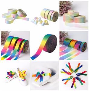 Beutiful rainbow ribbon——You deserve to worth it!