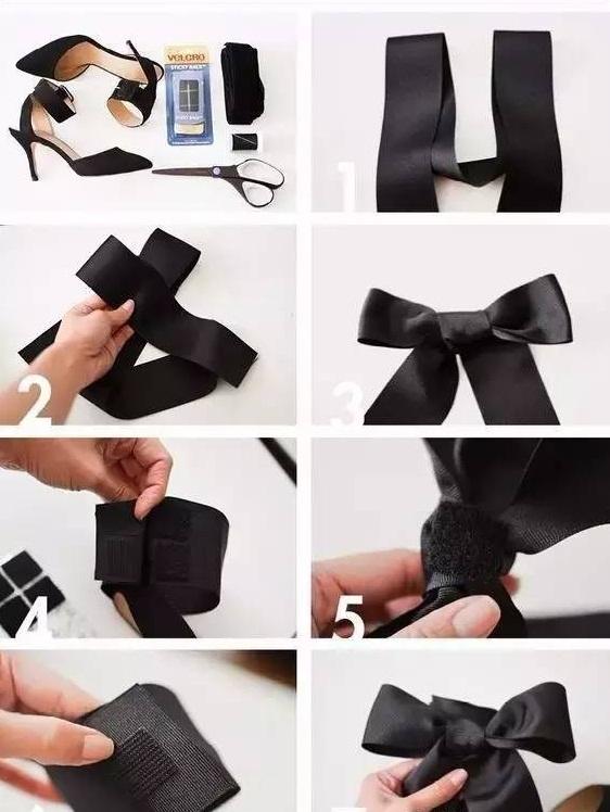 soft velvet ribbon