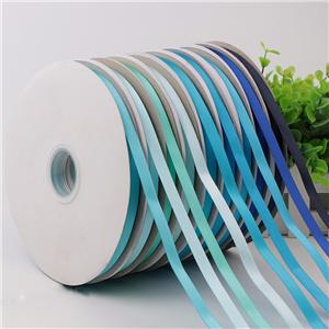 Wholesale 100yard single face double face satin ribbon