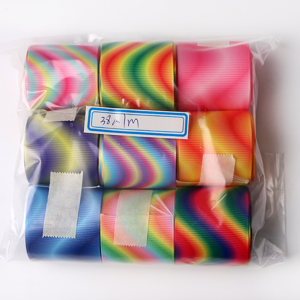 heat transfer ribbon custom