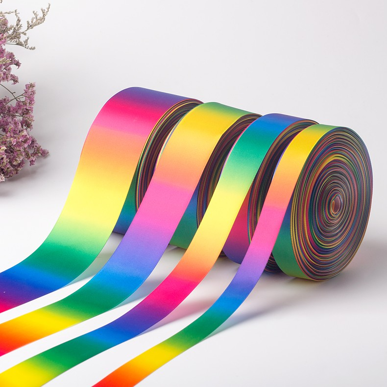 Pre made rainbow satin ribbon shoelaces flat silk shoelaces Manufacturers, Pre made rainbow satin ribbon shoelaces flat silk shoelaces Factory, Supply Pre made rainbow satin ribbon shoelaces flat silk shoelaces