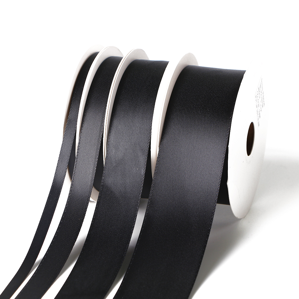 custom satin ribbon