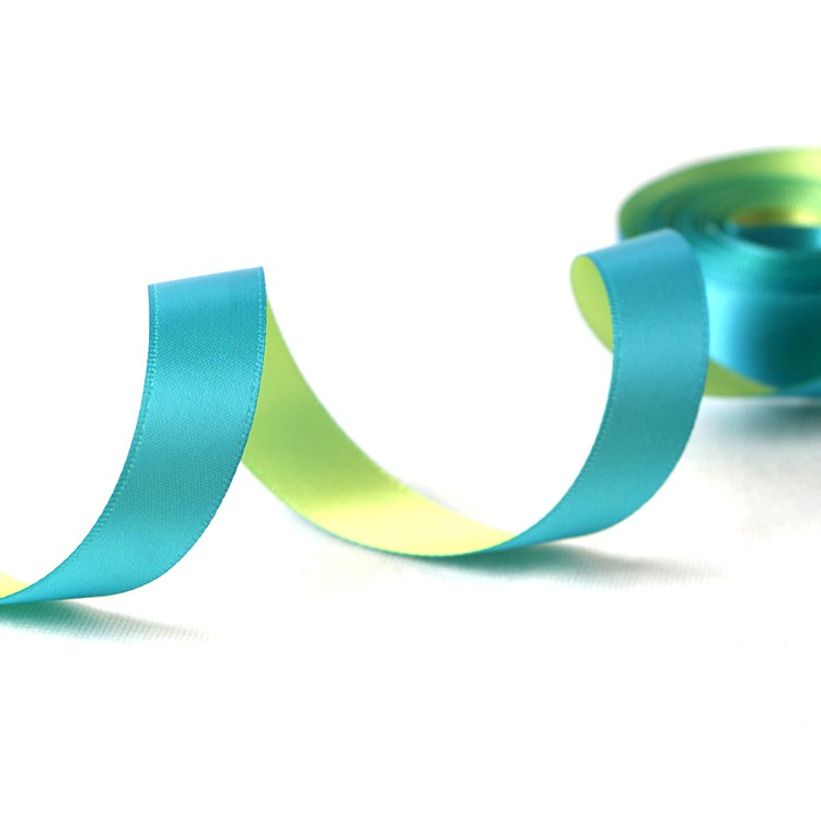 Two color satin ribbon custom printed ribbon 38mm Manufacturers, Two color satin ribbon custom printed ribbon 38mm Factory, Supply Two color satin ribbon custom printed ribbon 38mm