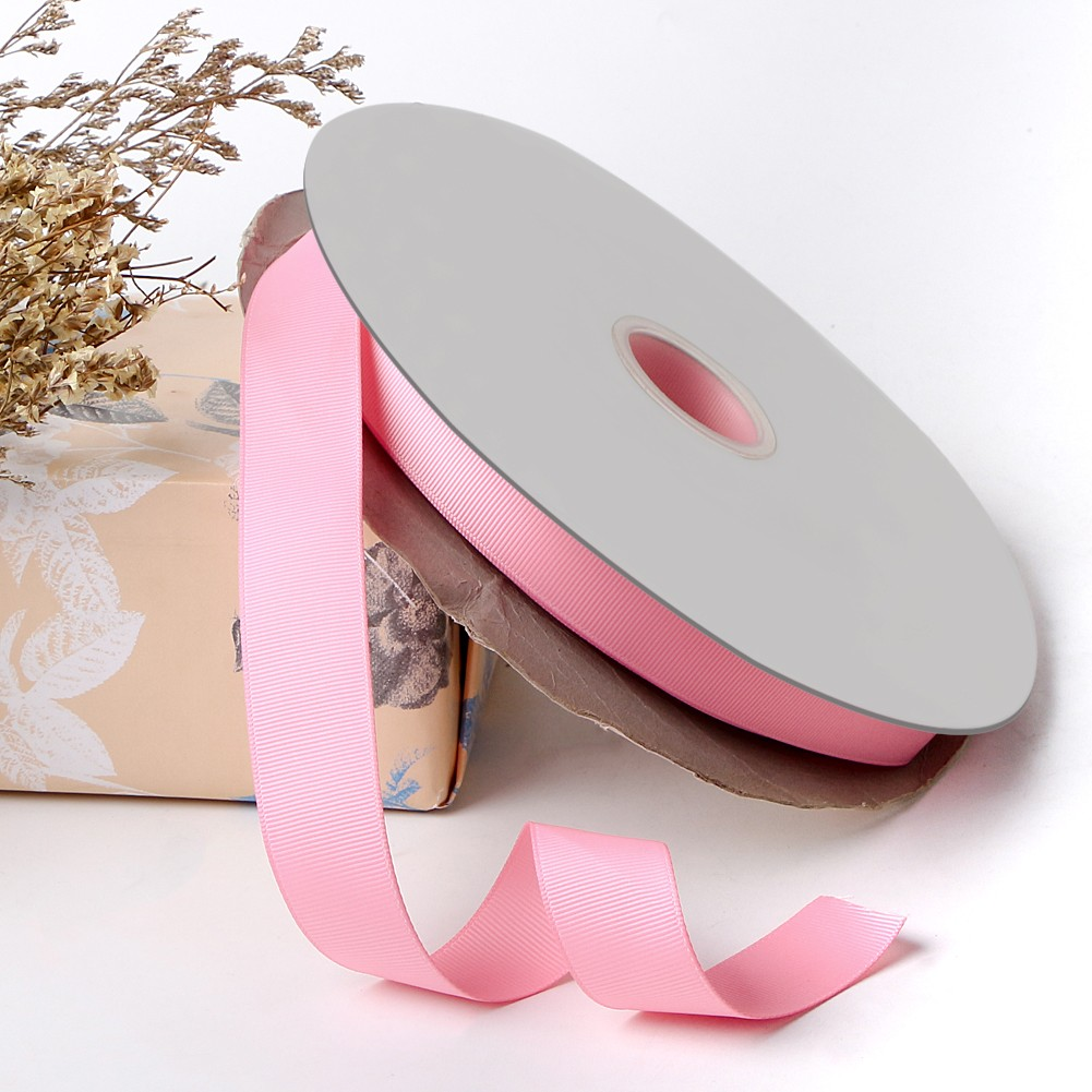 Hot sell pink grosgrain ribbon wholesale 100yard Manufacturers, Hot sell pink grosgrain ribbon wholesale 100yard Factory, Supply Hot sell pink grosgrain ribbon wholesale 100yard