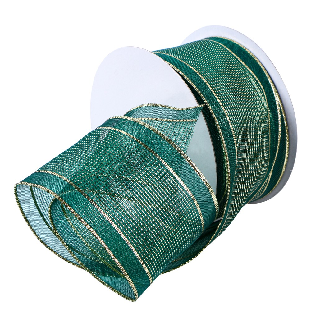 Custom organza ribbon with wire Christmas tree decorative ribbon Manufacturers, Custom organza ribbon with wire Christmas tree decorative ribbon Factory, Supply Custom organza ribbon with wire Christmas tree decorative ribbon