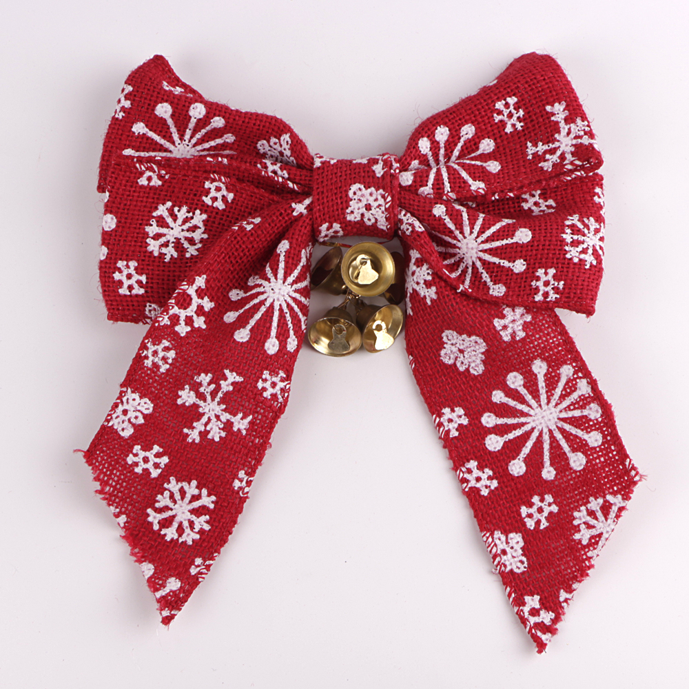 DIY ribbon bow