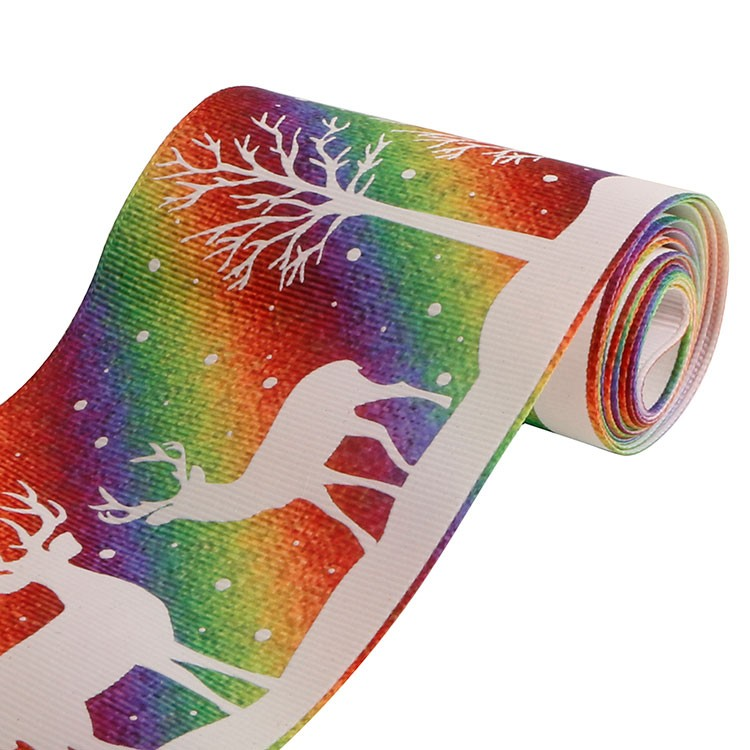 Heat transfer ribbon grosgrain printed ribbon 75mm ribbon glow in the dark Manufacturers, Heat transfer ribbon grosgrain printed ribbon 75mm ribbon glow in the dark Factory, Supply Heat transfer ribbon grosgrain printed ribbon 75mm ribbon glow in the dark