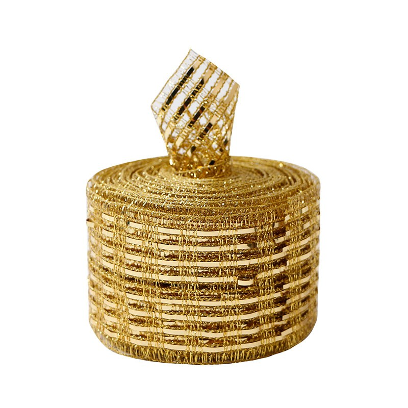 gepersonaliseerde lint, gepersonaliseerde lint, gouden organza lint