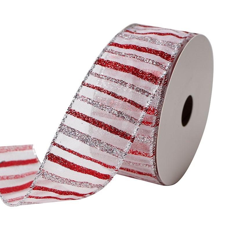 ruban de bord de fil, ruban de fil personnalisé, ruban pour la décoration