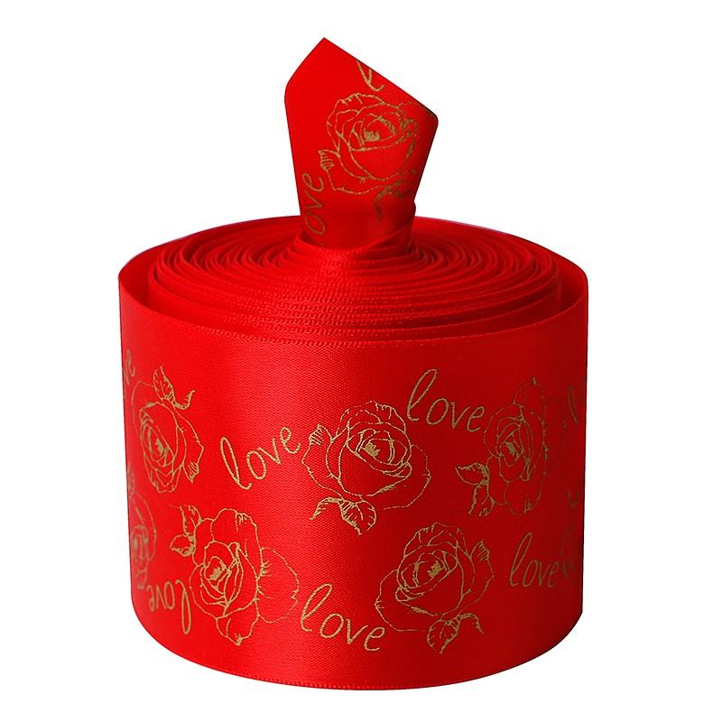 مخصص الشريط الساتان المطبوعة، وطبع الشريط لعيد الحب، والشريط الساتان المطبوعة