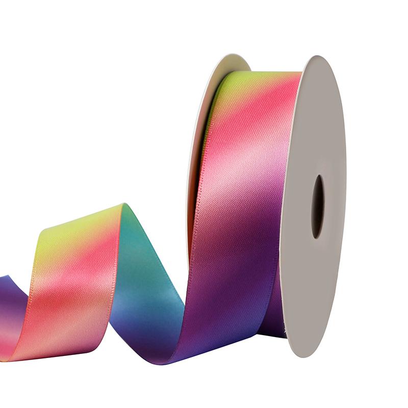 Ruban d'arc gradient