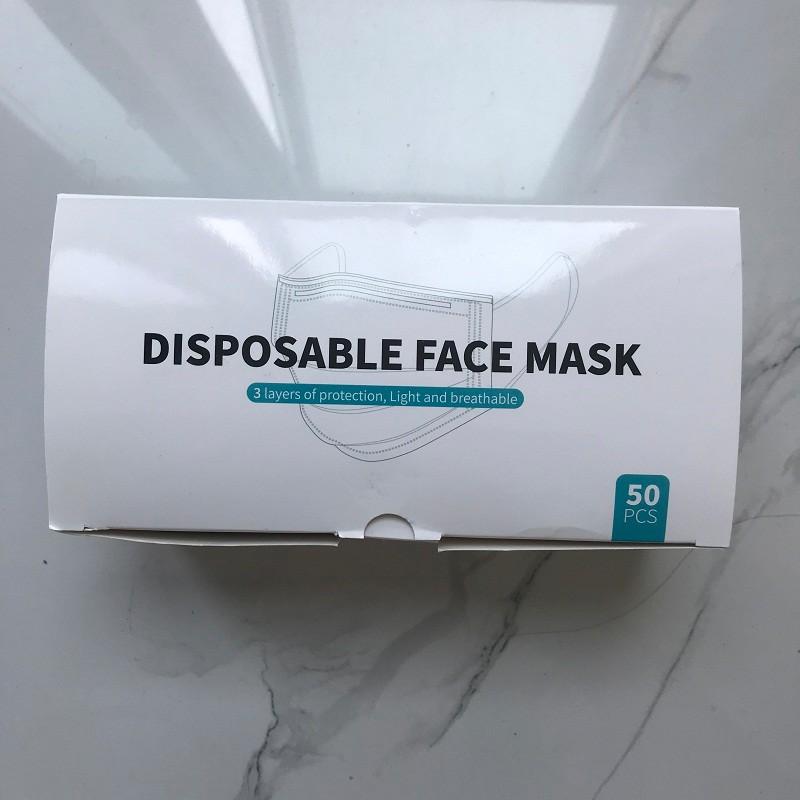 masque facial jetable, masque jetable, masque de protection