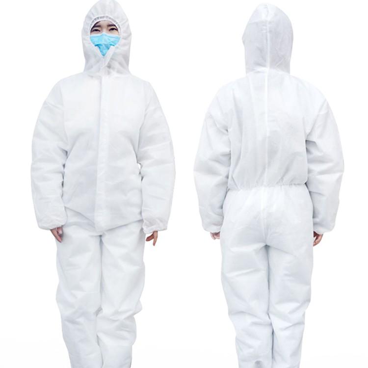 Комбинезон, защитная одежда, одноразовая защитная одежда, одноразовый комбинезон