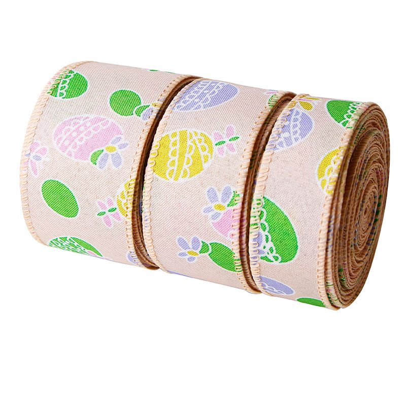 spring easter ribbon