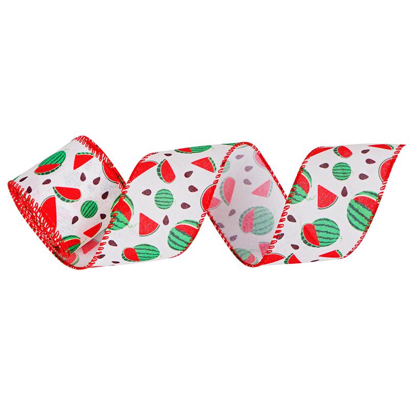 Watermelon ribbon