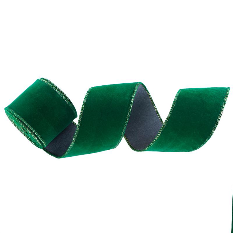 2.5 Inch velvet ribbon