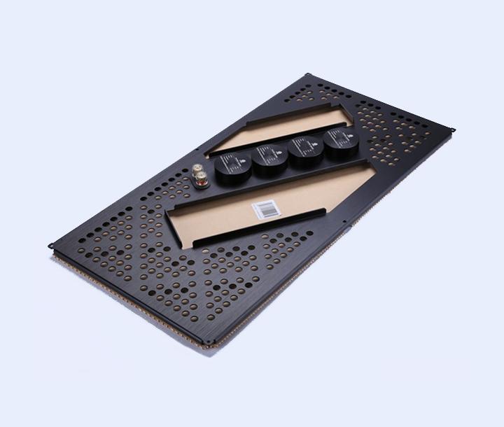 Built-in & hidden speaker