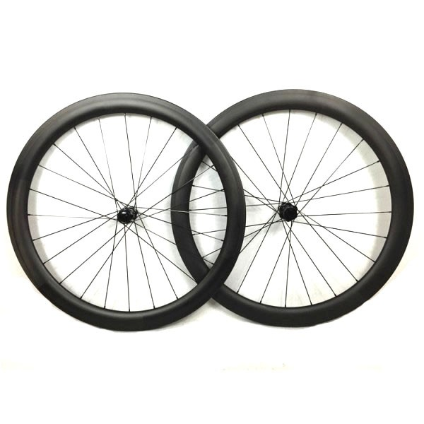 50mm Road Disc Carbon Clincher With DT Swiss 350s Disc Hub