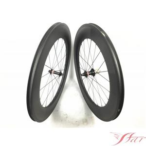 88mm Carbon Tubeless Wheels With Novatec Hub