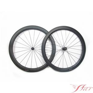 50mm Carbon Tubular Wheel With DT 350S Hub