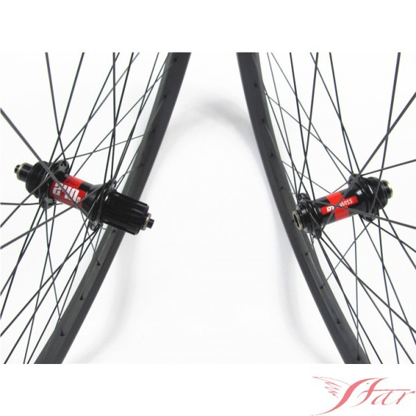 27.5er Carbon Wheels Clincher 30mmx30mm 28H/28H Manufacturers, 27.5er Carbon Wheels Clincher 30mmx30mm 28H/28H Factory, Supply 27.5er Carbon Wheels Clincher 30mmx30mm 28H/28H