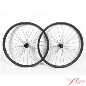 27.5er Carbon Wheels Clincher 30mmx30mm 28H/28H