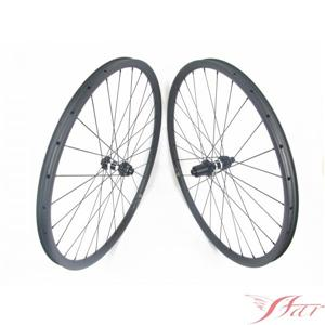 650B Carbon Wheels Clincher 30mm Deep 30mm Wide