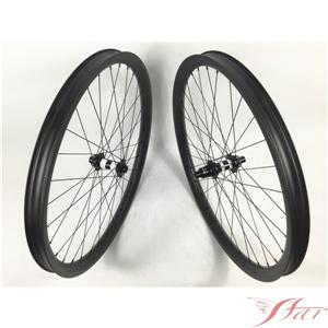 650B Carbon Mtb Wheel 40mm Wide 30mm Deep