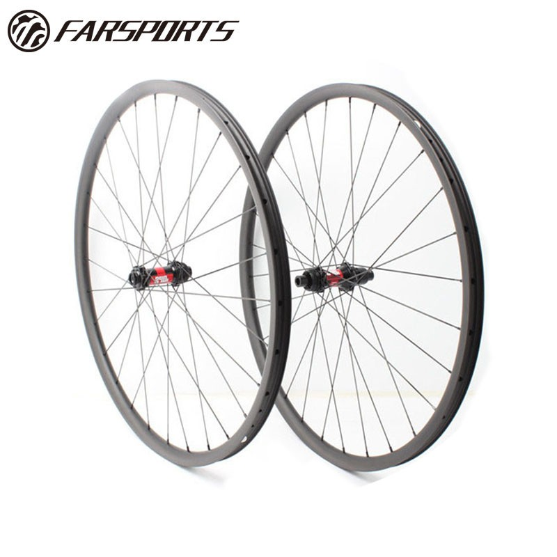 Light Weight Mtb Carbon Wheels Boost