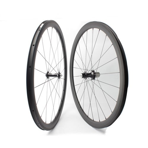 Disc Brake 38mmx25mm Carbon Clincher With DT Swiss 350s Disc Hub