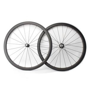 38mm X 25mm Carbon Clincher Wheels With DT Swiss 240S Hub
