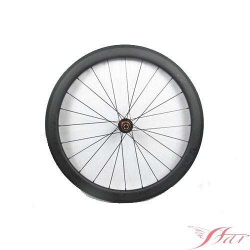 50mm X 25mm Carbon Clincher Wheels With Edhub