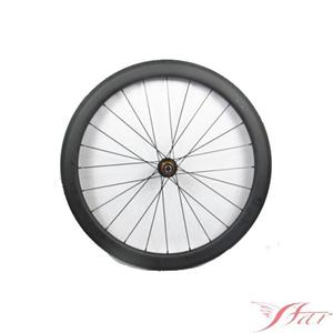 50mm X 25mm Carbon Clincher Wheels With Edhub