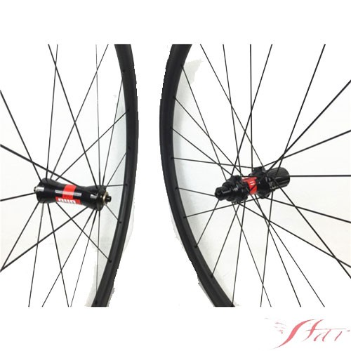 50mm X 23mm Carbon Clincher Wheels With Dt Swiss 240S Hub