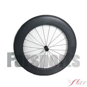88mm x 23mm Carbon Wheels Clincher with DT Swiss 240S hub