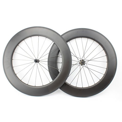 88mm X 25mm U Shape 700C Road Bike Carbon Clincher