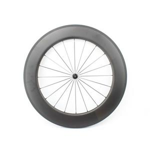 88mm Carbon Bicycle Wheels Clincher With Chris King Hub