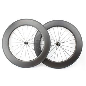 88mm Tubeless Carbon Bike Wheels With DT Swiss Hub