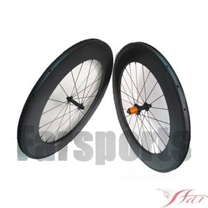 88mm X 25mm Carbon Road Clincher With Edhub