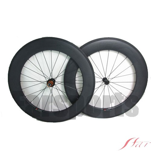 88mm Carbon Road Disc Tubeless