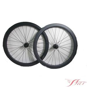 Carbon Road Disc Tubular With DT Swiss240s Disc Hub