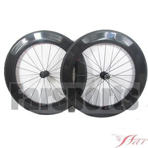 88mm Carbon Tubular Wheel With DT 240S Hub
