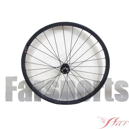 29er Mountain Bike Wheels 30mmx30mm With Novatec Disc Hub 28H/28H